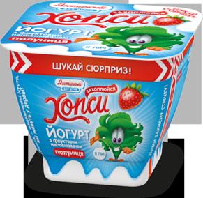 Ложкові йогурти