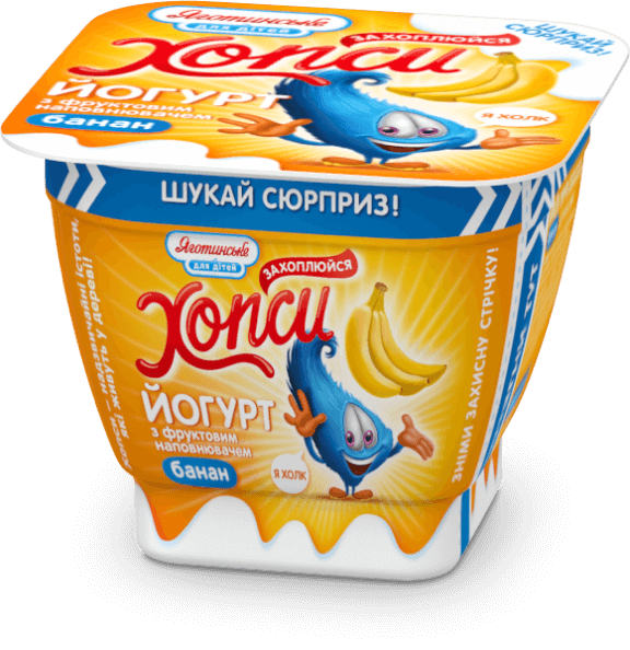 Йогурт ложковий