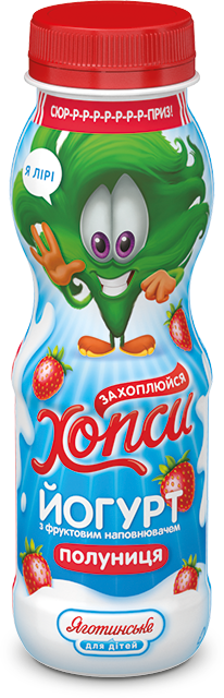 Питний йогурт